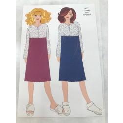 A445 Bis Camicia da notte da donna Sisters