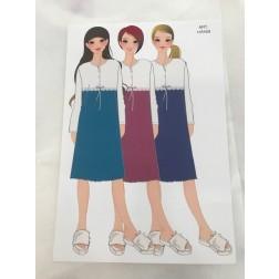 A459 Camicia da notte da donna Sisters