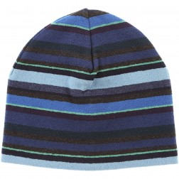AP108850 Cappello rigato in pile Gallo
