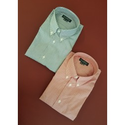 Button down Camicia da uomo Slim La Camicia