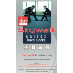Skywalk Calza uomo compressione graduata Ibici