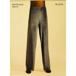 Velours Pantalone da donna Pierre Mantoux